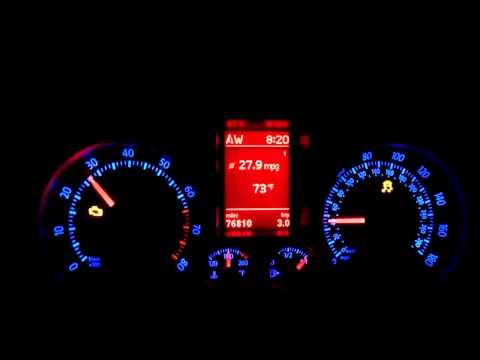 VW GLI 2.0T FSI Flashing Engine Light. Code P0301