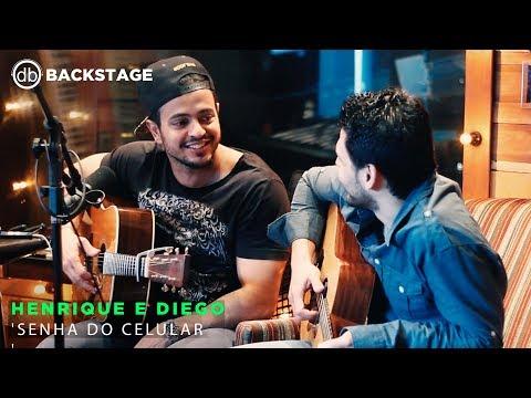 Backstage Vip- Henrique e Diego (Senha do Celular)