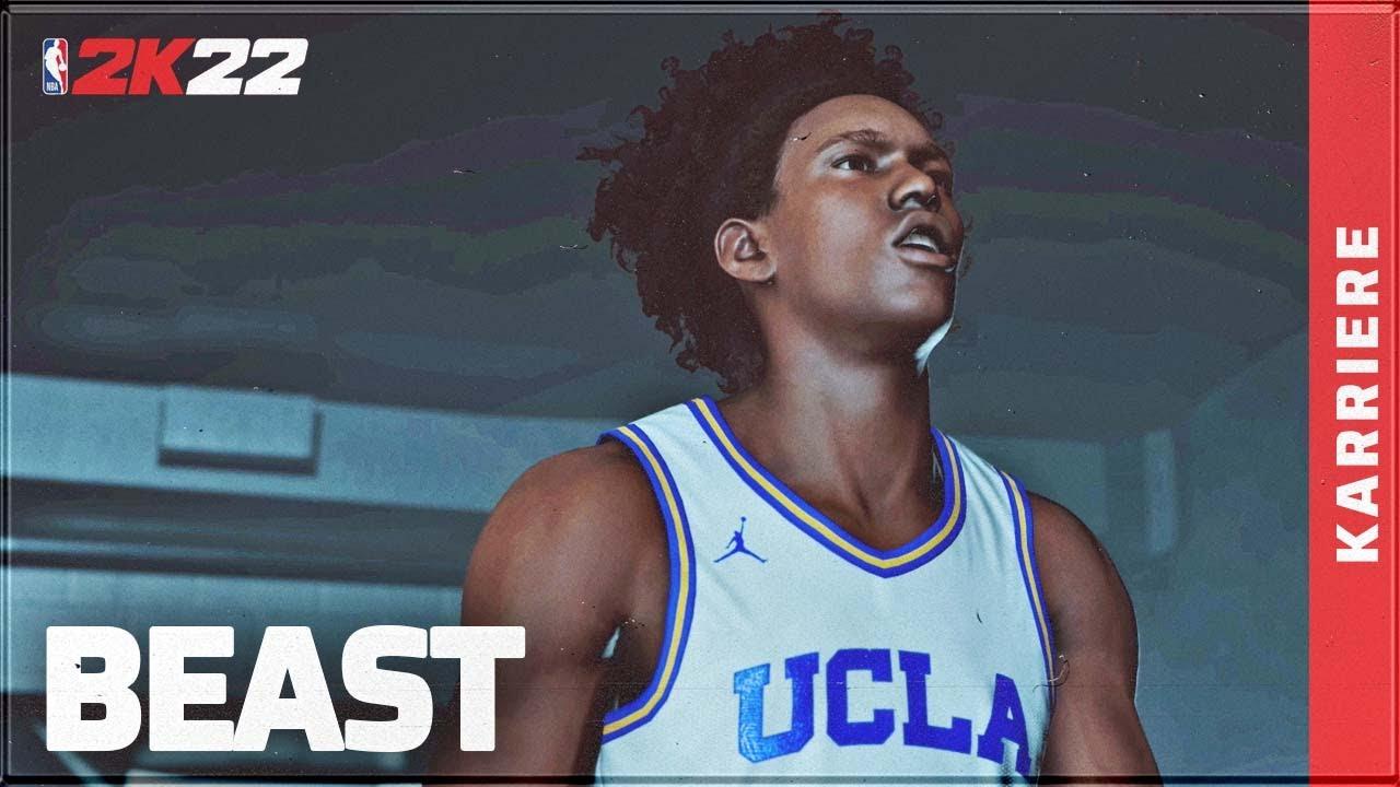 Wir treffen einfach (fast) ALLES [03] - NBA 2K22 My Career