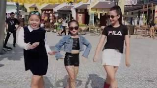 Về Nhà Ăn Tết Dance - Model nhí Nhất Phương - Model Nhí Yumi - Model Nhí Su