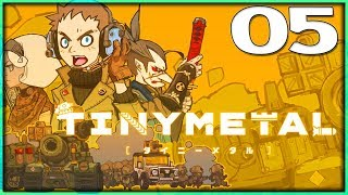 TINY METAL - MISSION 07 -  Gameplay Walkthrough - Strategy Advance Wars 🔥 Full HD No Commentary