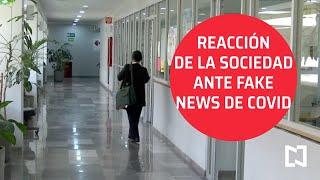 Fake news durante pandemia de COVID-19 - Sábados de Foro