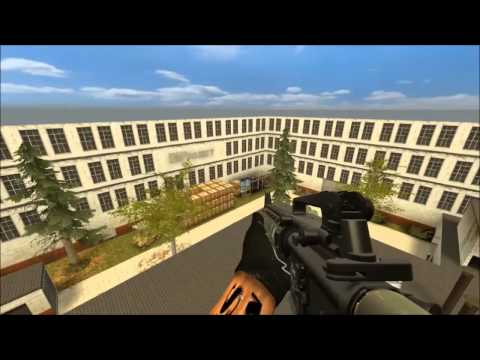 Weapon Models with Gun Sound from BF3 .