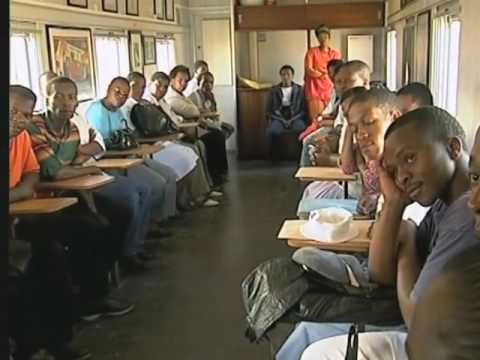 Improving health education - Mobile clinics in South Africa (5/6)