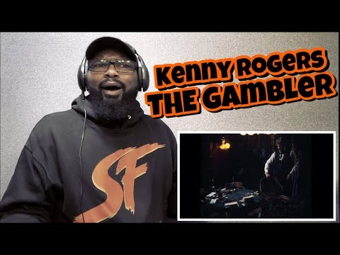 Kenny Rogers - The Gambler | REACTION