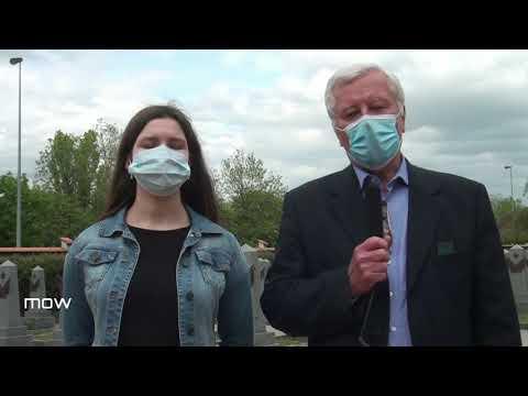 Чешский историк  Йозеф Скала и русская студентка обратились к россиянам