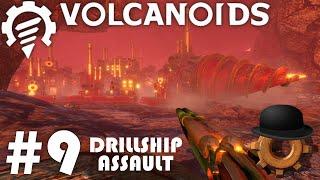 Volcanoids Ep#9: Dark Labyrinth