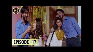Noor Ul Ain Ep 17 - Sajal Aly - Imran Abbas - Top Pakistani Drama