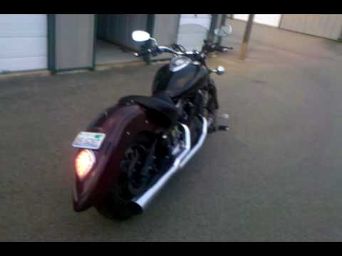 Low And Mean Yamaha Tail Light