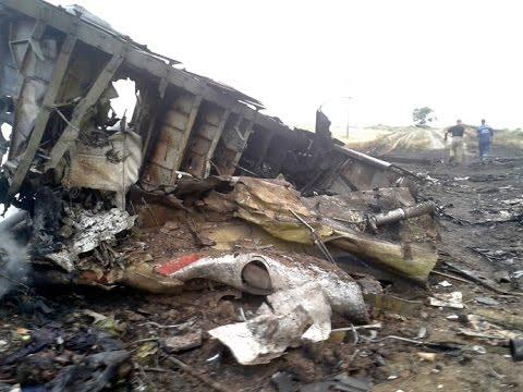 The Crash of Malaysian Flight MH17