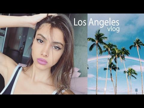 VLOG:Повседневная жизнь в Лос Анджелесе/Ищем Звезд☼Голливуд #RUwithme