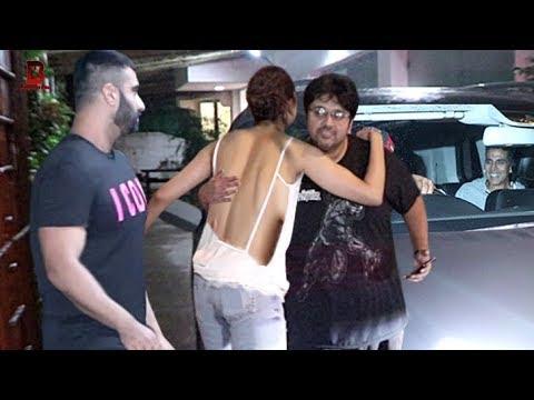 Akshay kumar, Arjun Kapoor, Rakul Preet Arrives At SUNNY SUPER SOUND JUHU Mp3