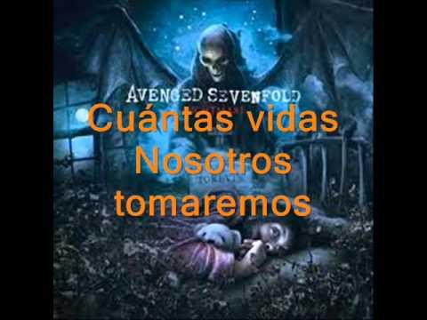 Avenged Sevenfold  Lost Sub español
