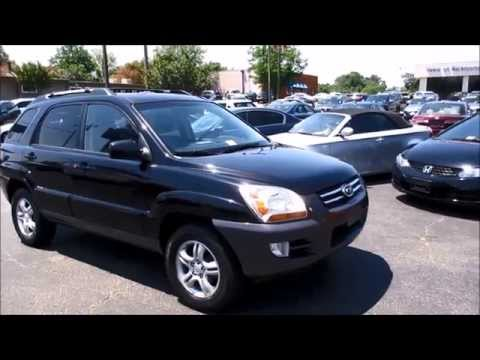 2008 Kia Sportage EX V6 Walkaround, Start up and Overview