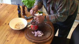 At Home With Antonio Carluccio - Tuna And Bean Salad