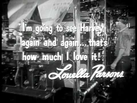Harvey is listed (or ranked) 11 on the list The Best Fess Parker Movies