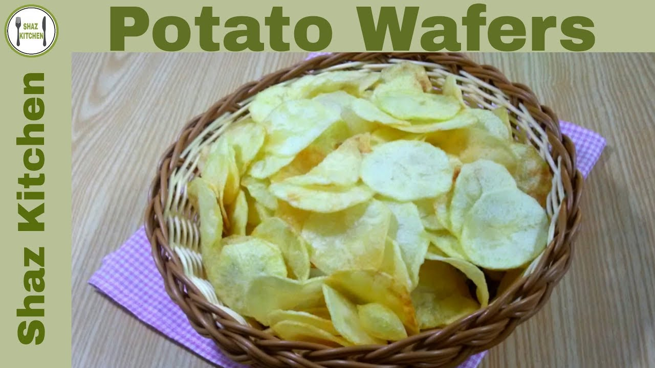 Give a recipe for crispy wafers in electric wafer thank you
