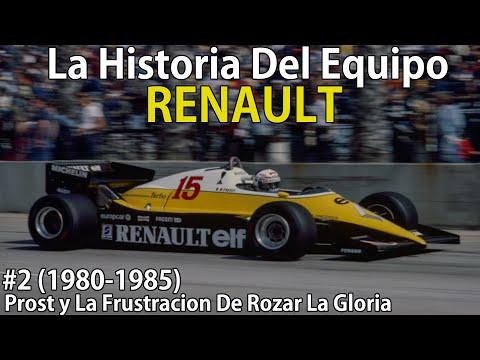 #2 Alcanzando La Cima ... Solo Para Caer (1980-1985)   La Historia Del Equipo Renault