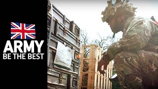 Engineer Logistics Specialist - Roles in the Army - Army jobs