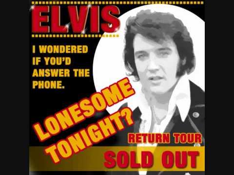 Elvis Presley  Ringtone - Are You Lonesome Tonight.