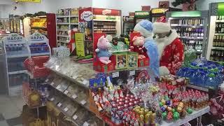 Встановлено, де в Бресті Діди Морози затарюються подарунками. В ''Сатурні''
