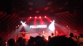 hawk nelson sold out live tallahassee fl