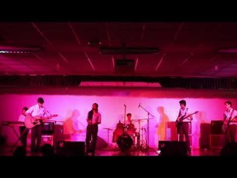 Dead Or Alive - Bon Jovi (cover by The Shri Ram School, Moulsari at Dynamics 2017)