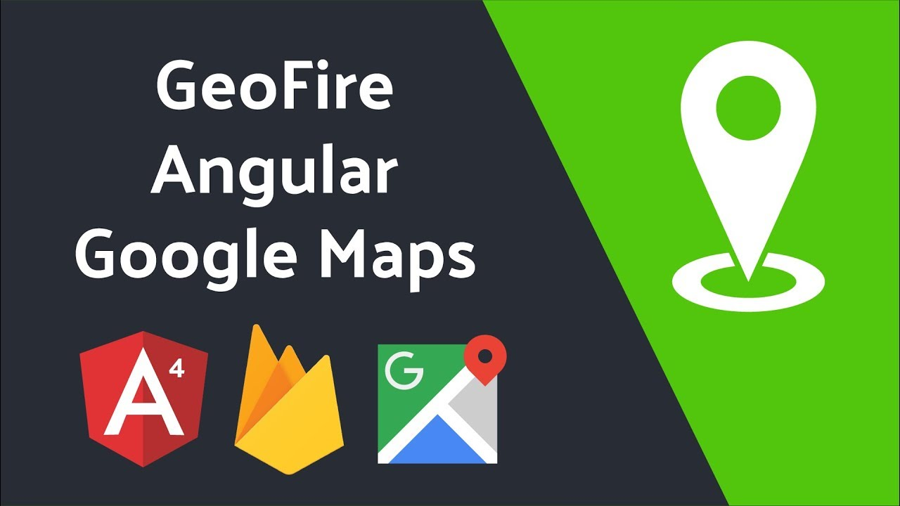 Location-based Queries with GeoFire and Angular Google Maps