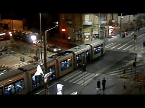 New Jerusalem Light Rail Video Montage