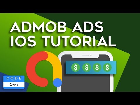 AdMob Ads Tutorial For IOS (2020)
