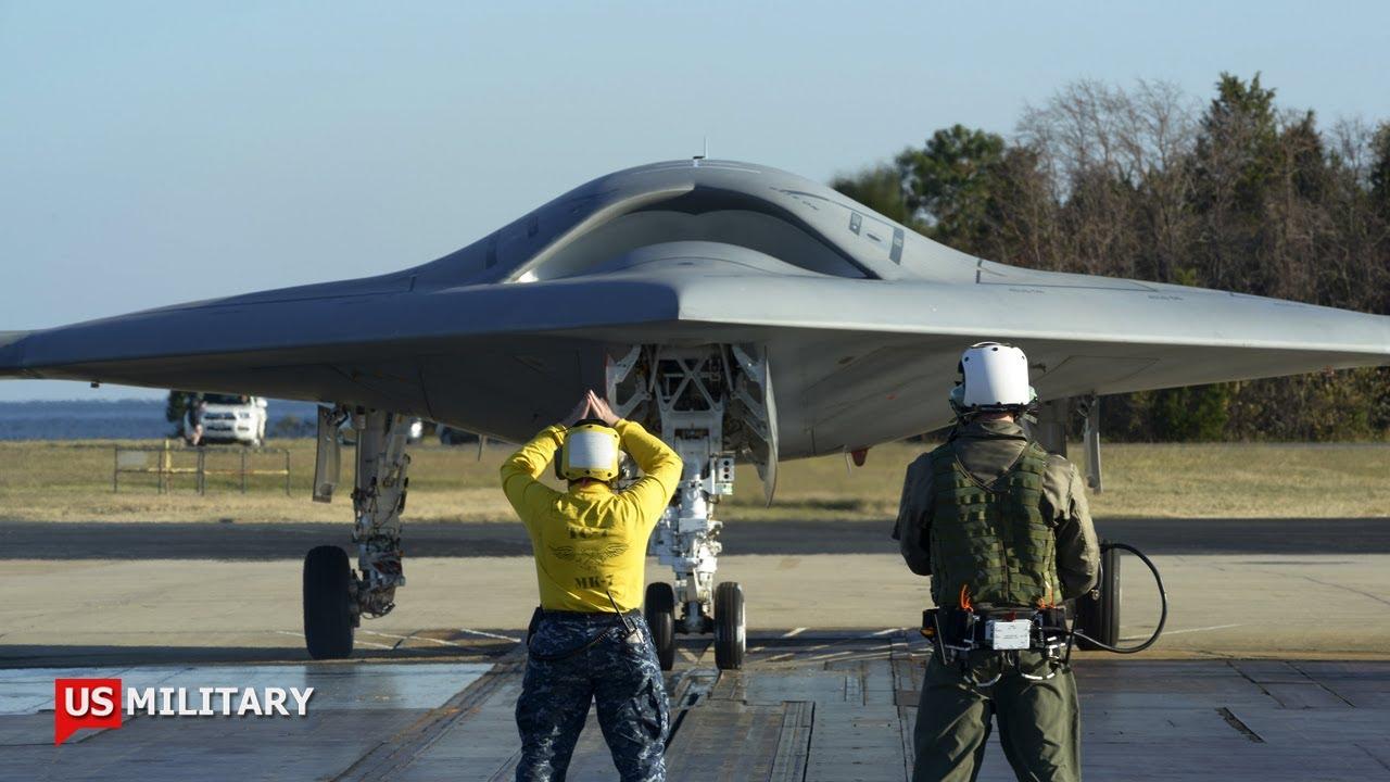 Download Here Come the X-47B UCAV : New Drone $1 Billion