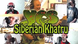 Siberian Khatru - Lecheenpolvo & Friends (Home Studio Version)