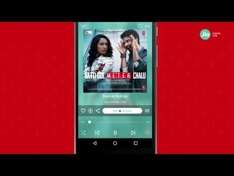 download Jio Tunes - How to Activate Jio Tune through JioMusic App (Gujarati) | Reliance Jio