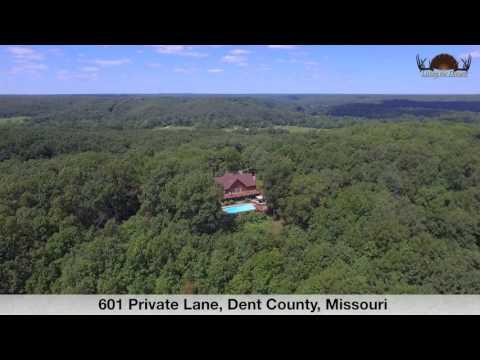 601 Private Lane, Dent Co, MO