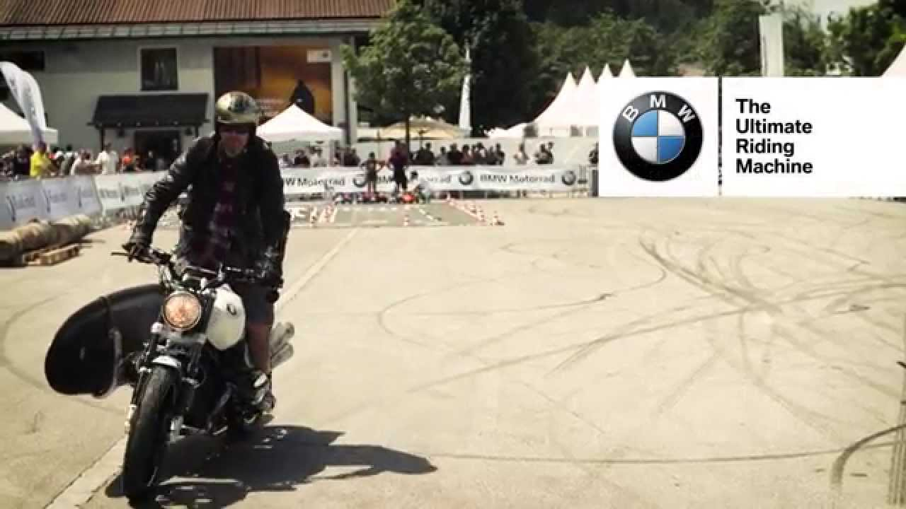画像: BMW Motorrad Days 2015 - BMW Concept Path 22 www.youtube.com