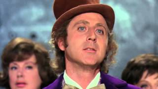 Willy Wonka And The Chocolate Factory Trailer 1971