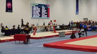 Gambar cover Rita Einung Gymnastic 7.º nivel viga