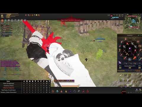 Bdo 61 Warrior Node war | 6 castle war sped up | 50 kills + shotcalling