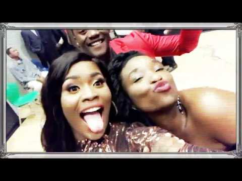 Rutshelle and Flav Gabel chilling in backstage | Live @Madame Gougousse in Miami 2017