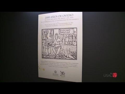 2000 Años De Ovidio El Poeta Del Mito Del Amor Y Del Arte