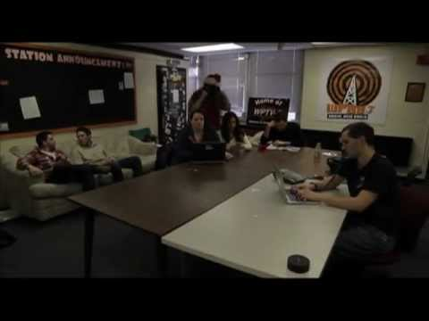 Harlem Shake: William Paterson U Brave New Radio
