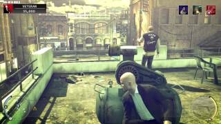 Streets of Hope - Hitman: Absolution Playthrough Video