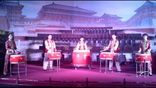 Drum Tower Performance In Xi 39 An