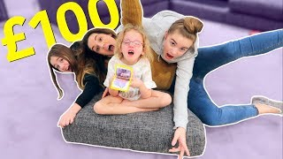 LAST TO LEAVE WINS £100 - GRACE GETS A BOYFRIEND?!