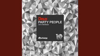 Party People (Tapesh Remix)