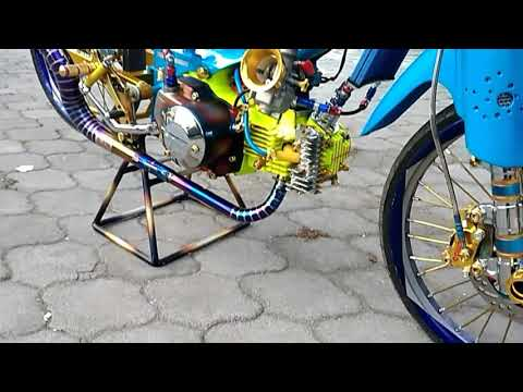 Modifikasi Shogun // street racing