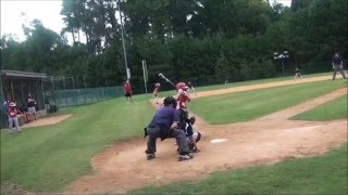 harrison s 2015 9u travel baseball hitting highlights wilson reds