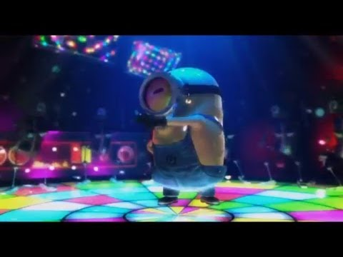 BASS DROP in the Despicable Me Lab