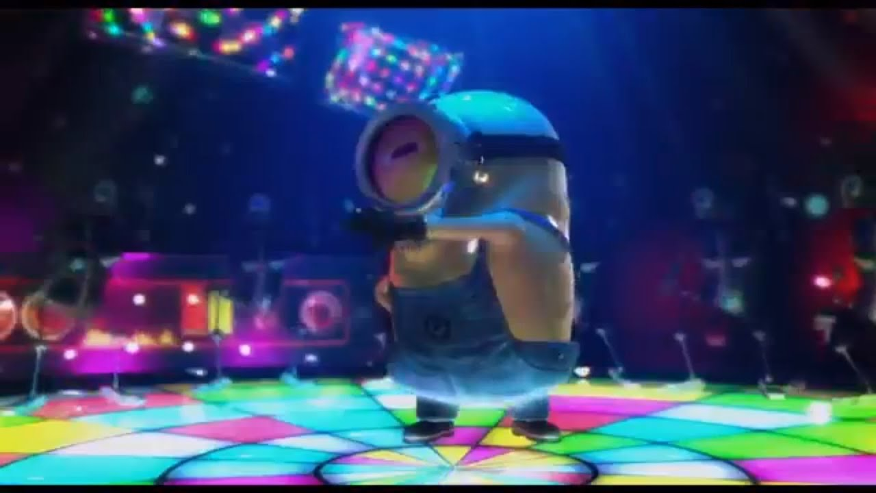 Bass Drop In The Despicable Me Lab Youtube