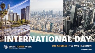 Smart Cities Week 2020: International Day | Los Angeles